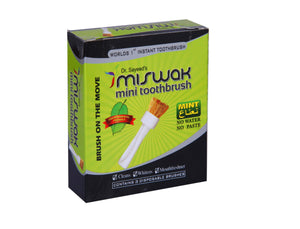 Miswak Mini Toothbrush