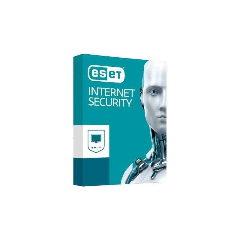 ESET INTERNET SECURITY V10 RP ME 1YR