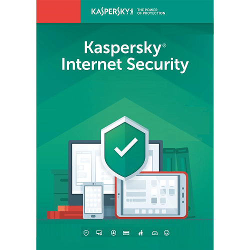 Kaspersky Internet Security 2019 - 4 PC/2 Yr.