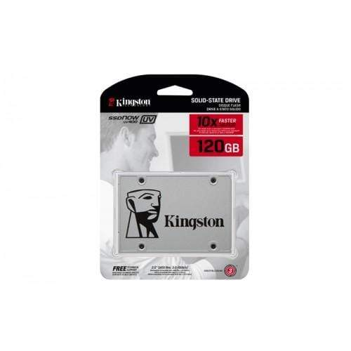 Kingston Digital 120GB SSDNow UV400 SATA 3 SUV400S37/120G