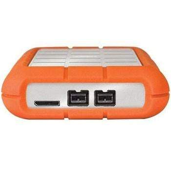 LaCie Rugged 1 TB Triple USB 3.0 & FireWire 800 External HDD