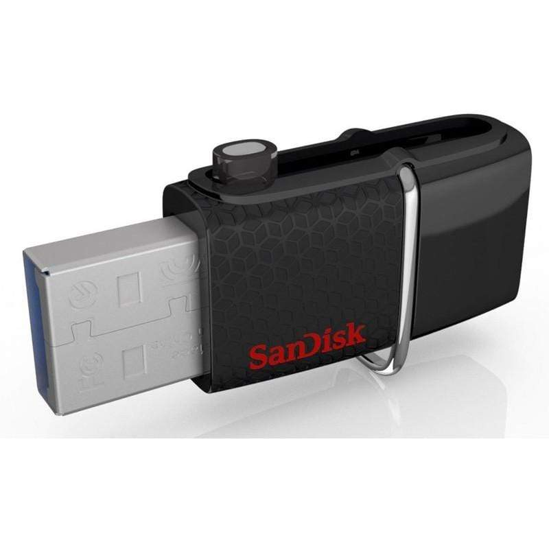 SanDisk Ultra 64GB USB 3.0 OTG Flash Drive , SDDD2-064G-G46