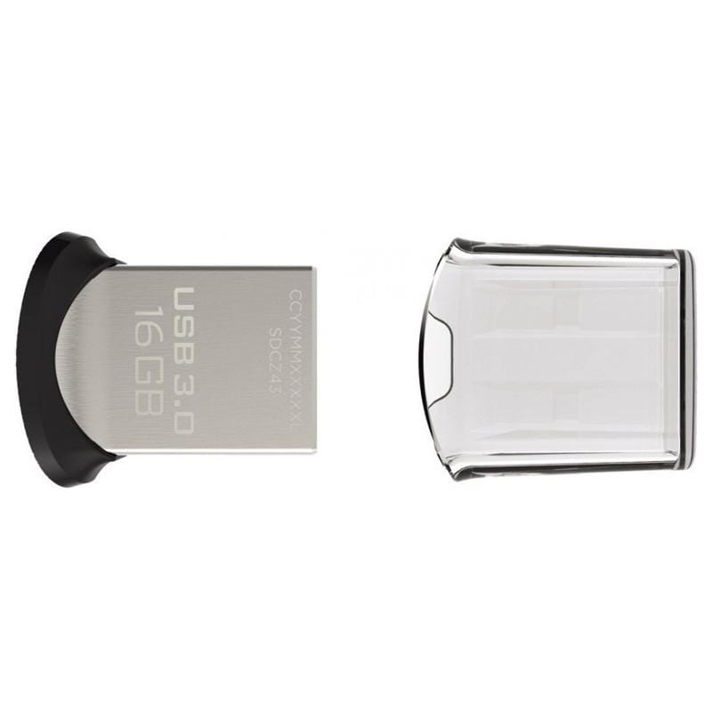 SanDisk Ultra Fit USB 3.0 Flash Drive 16GB (SDCZ43-016G-G46)
