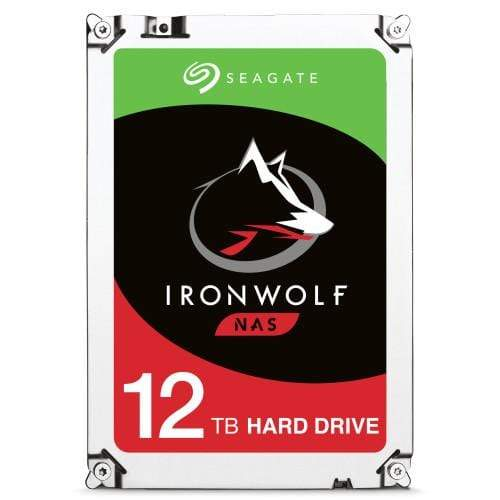 Seagate 12TB IronWolf NAS SATA 3.5 inch Internal Hard Drive