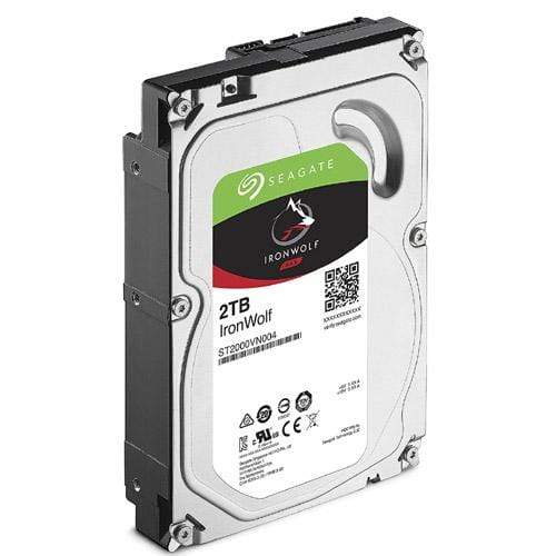 Seagate 2TB HDD 5900RPM IRONWOLF 64 MB SATAIII NAS