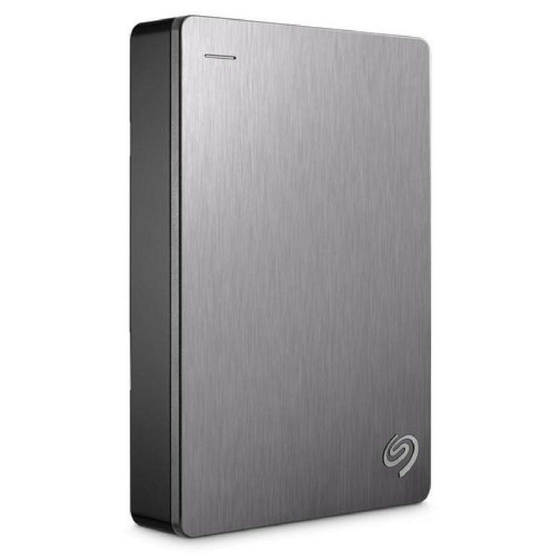 Seagate 4TB Hard drive Backup Plus Portable Silver