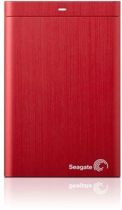 Seagate Backup Plus 1 TB 5400 RPM 4 MB Cache External Desktop Hard Drive - Red STBU1000203