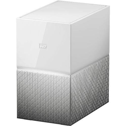 WD 12 TB My Cloud Home DUO Personal Cloud Storage