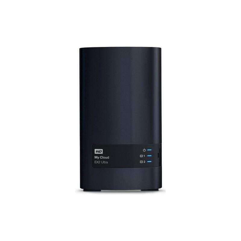 WD 16TB My Cloud EX2 Ultra Nas Storage - WDBVBZ0160JCH