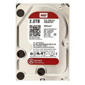 WD 2TB Red NAS Internal Sata Cache Hard Drive - WD20EFRX