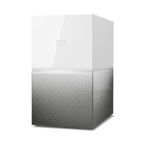 WD 6 TB My Cloud Home DUO Personal Cloud Storage