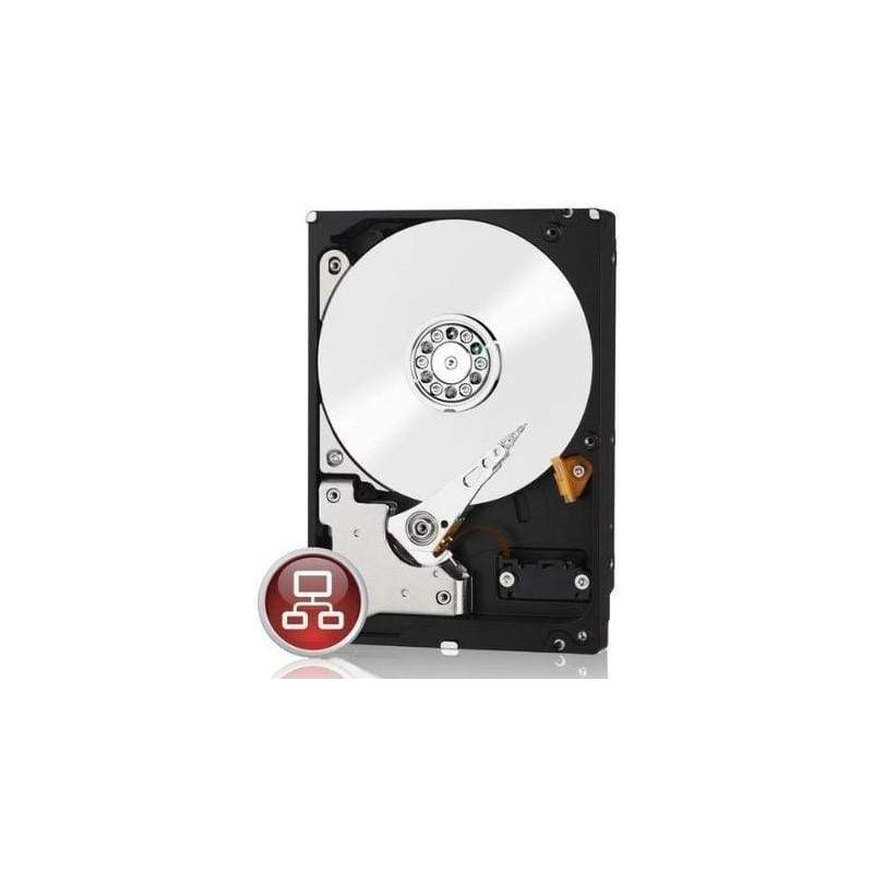 "WD 6TB Red NAS Internal Sata 3.5"" 64MB Cache Hard Drive - WD60EFRX"