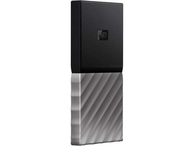 WD My Passport SSD 256GB External Portable Drive