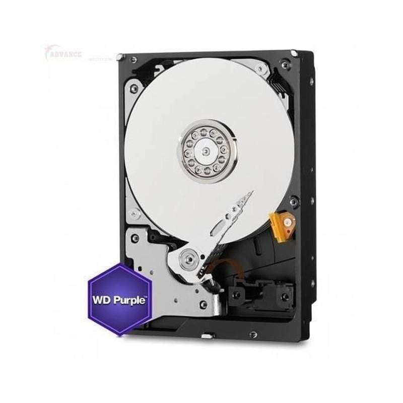 Western Digital 1TB Purple Surveillance Internal Hard Drive