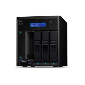 Western Digital 24TB My Cloud PR4100 4-Bay NAS Server