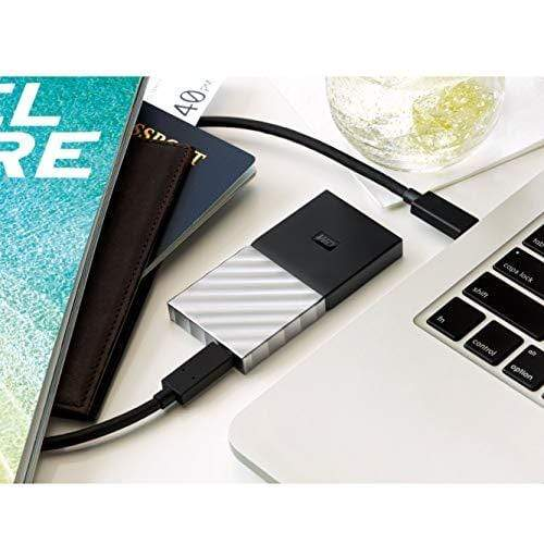 Western Digital 2TB My Passport SSD External Drive
