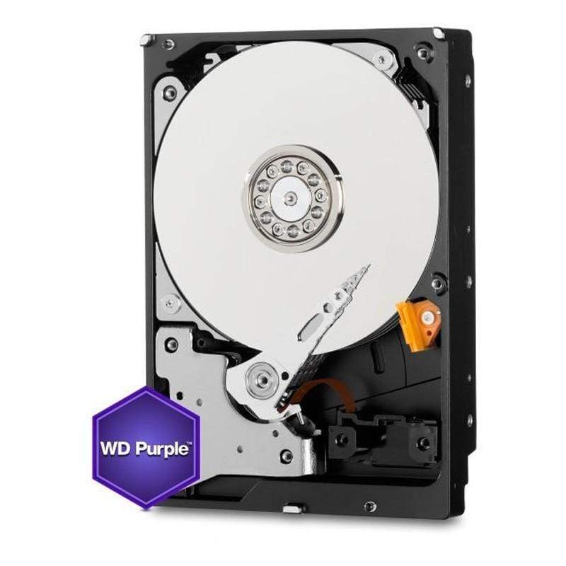 Western Digital 3TB Purple Surveillance Internal Hard Drive