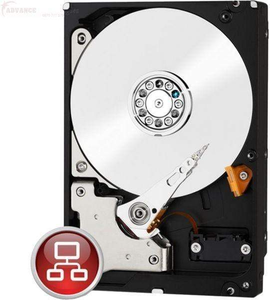 Western Digital 4TB SATA Red NAS Hard Drive - WD40EFRX