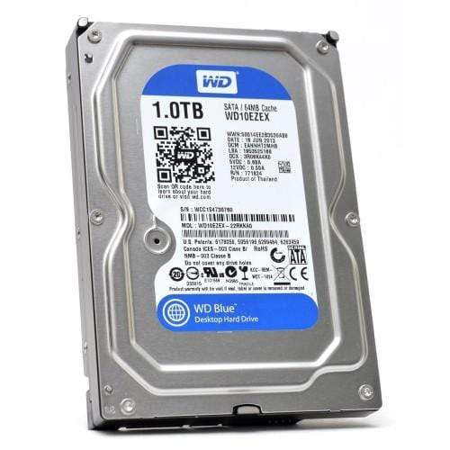 Western Digital Caviar 1 TB SATA Internal Desktop Hard Drive-Blue