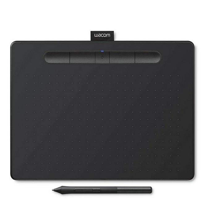 Wacom CTL-6100WLK-N Intuos Medium Pen Tablet with Bluetooth