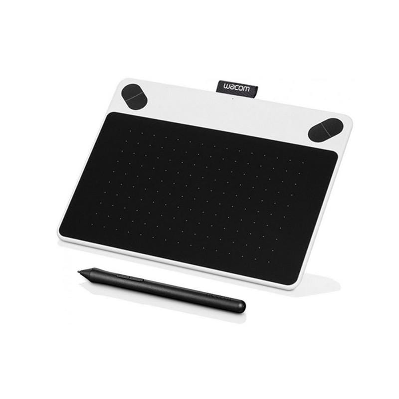 Wacom Intuos Draw Creative Pen Tablet CTL490DW - White