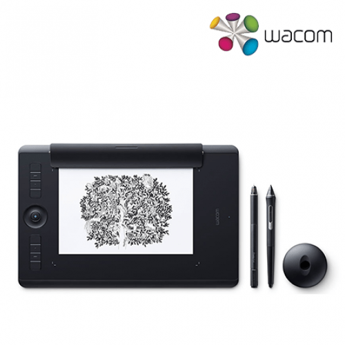 Wacom PTH-660- Intuos Pro Creative Graphic Drawing Tablet-Medium