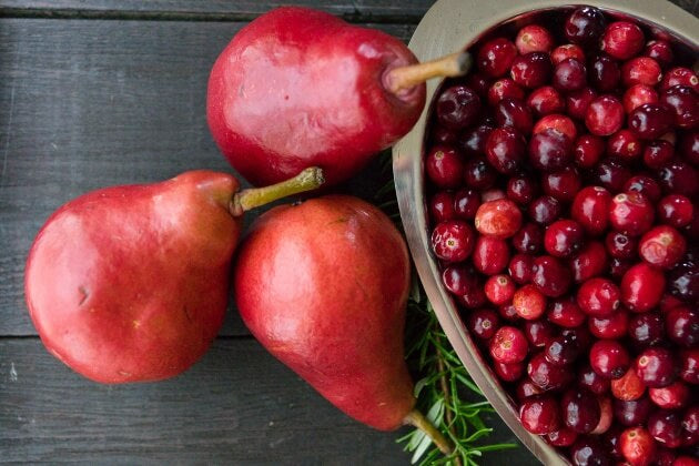 Cranberry-Pear White Balsamic Vinegar