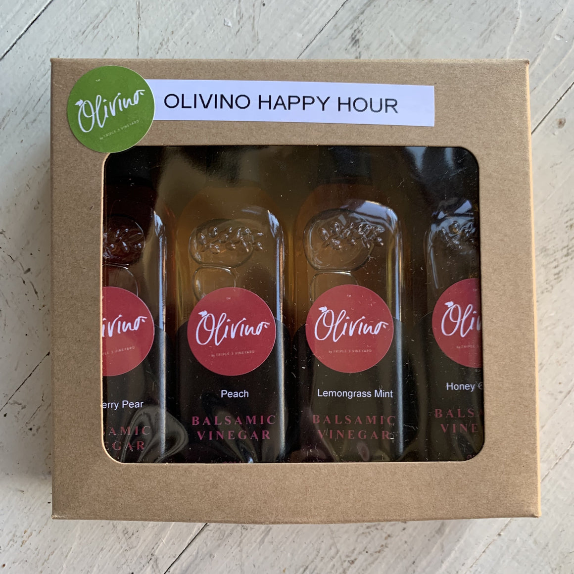 Olivino Happy Hour