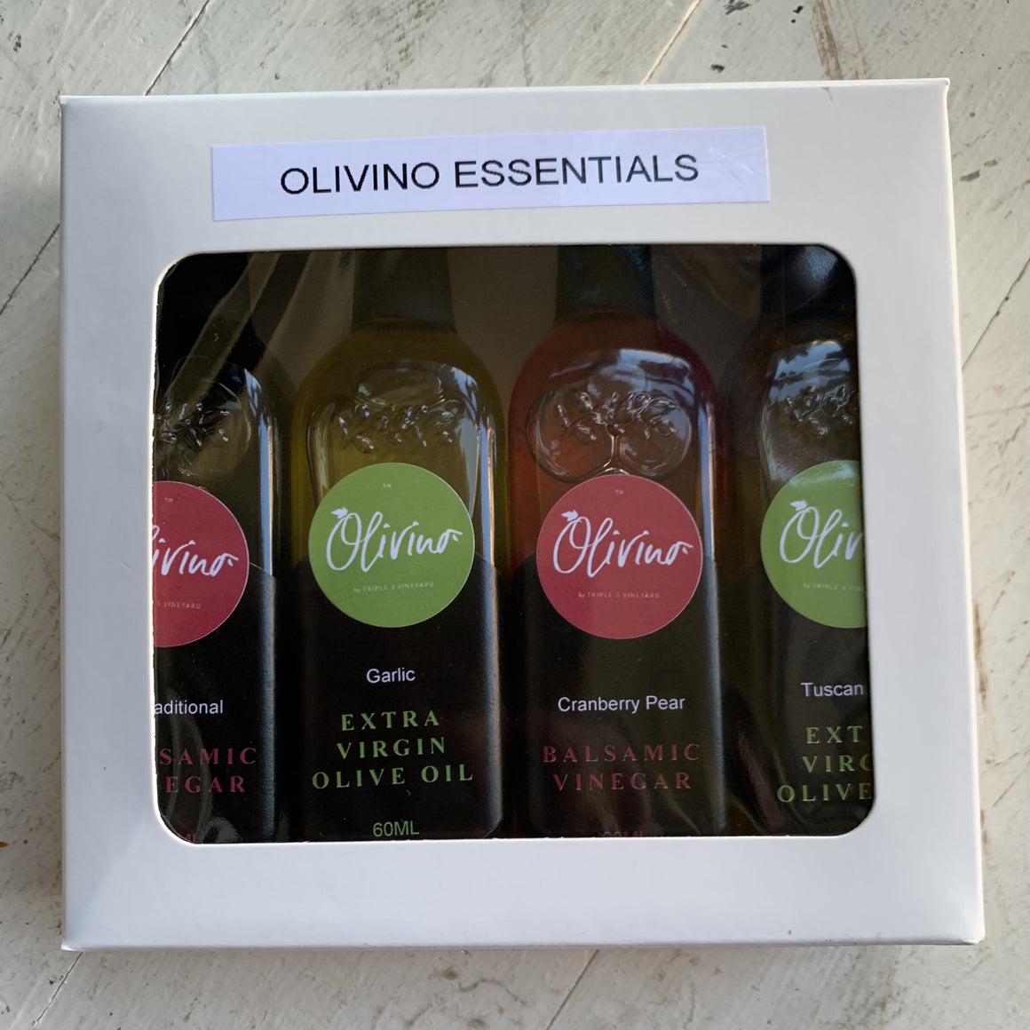 Olivino Essentials