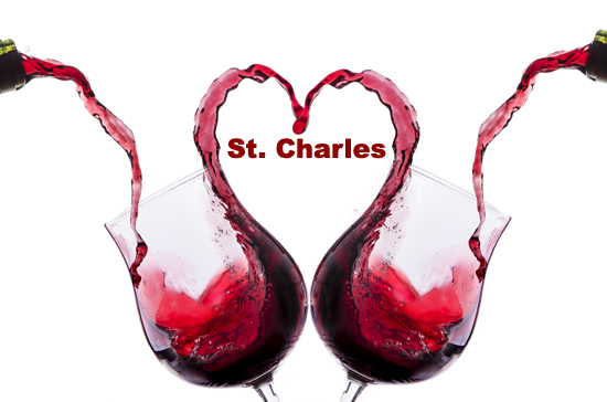 Wine your Valentine - St. Charles, Feb 12th