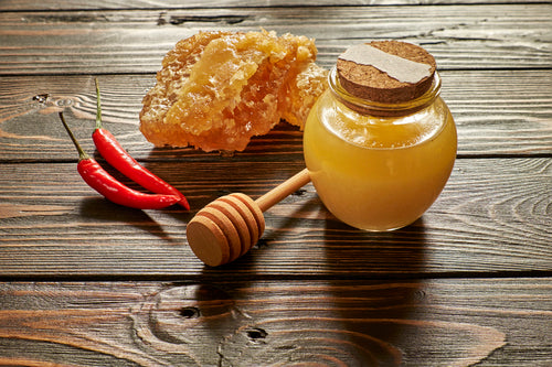 Handcrafted Artisanal Serrano Honey Vinegar