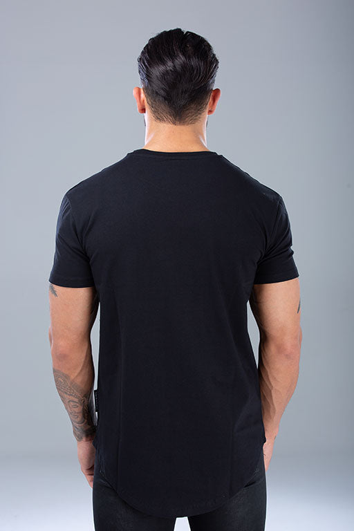 Statement T-Shirt Black / White