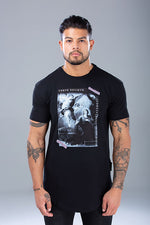 Renaissance T-Shirt Black / Dust Pink