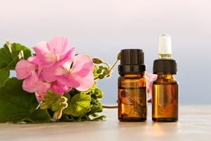Geranium Essential Oil for Skin Health