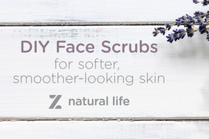 Easy-to-Make Face Scrubs to Improve Your Skin