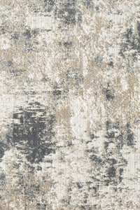 Quartz 27031-180 Beige/Grey Area Rug