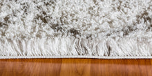 Load image into Gallery viewer, Nordic 7432-100 White/Silver Area Rug