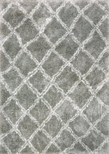 Load image into Gallery viewer, Nordic 7432-900 Silver/White Area Rug