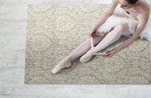 Load image into Gallery viewer, Quartz 27020-190 Light Grey Area Rug