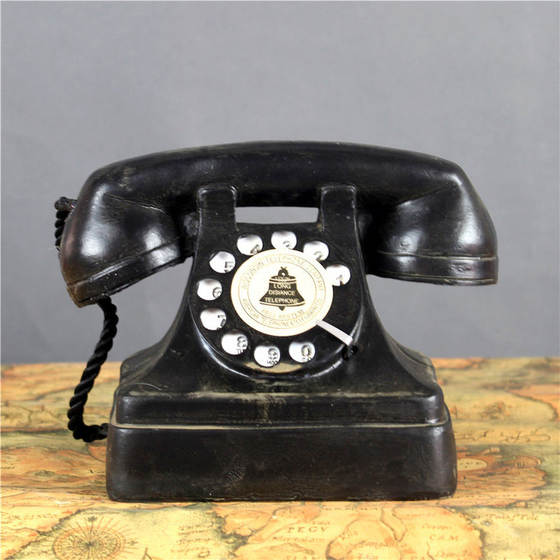 Retro Telephone Prop