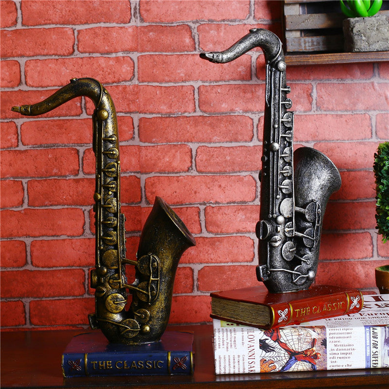 Miniature Musical Saxaphone