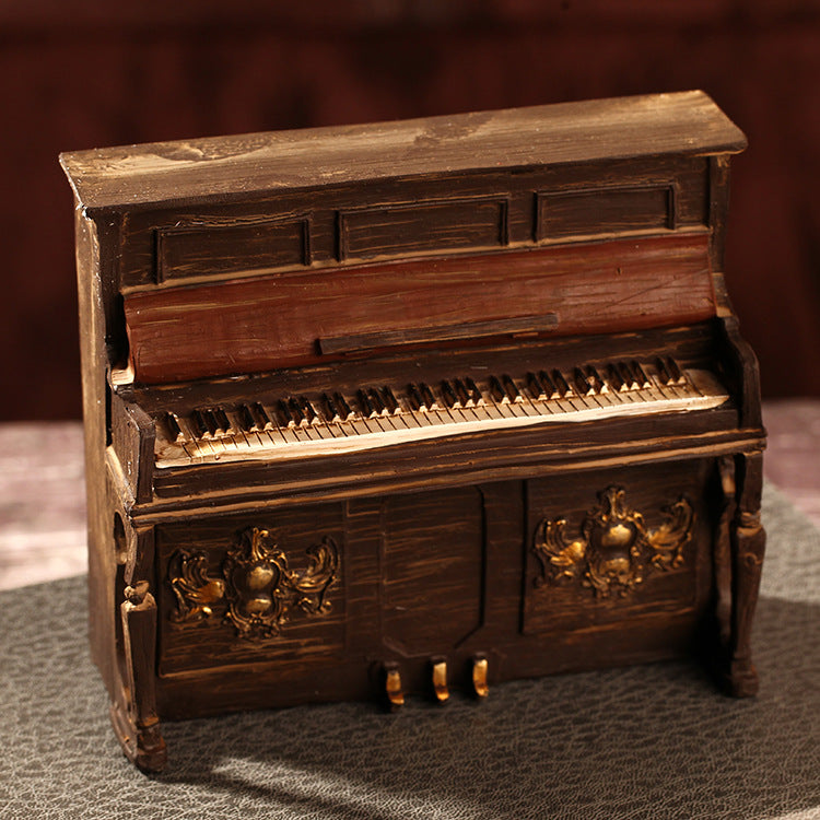 Retro Miniature Piano