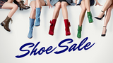 Shoe Sale at Couture Traders