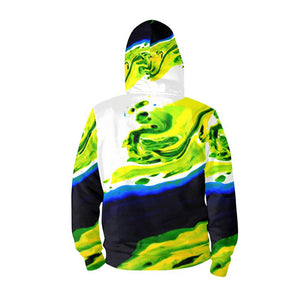 LiquiHoodie Zippered Yagan - LiquiBrand