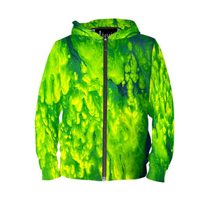 LiquiHoodie Zippered Belize - LiquiBrand