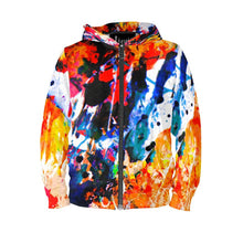 LiquiHoodie Womens Zippered Duzzont - LiquiBrand