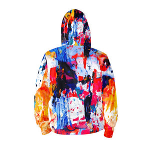 LiquiHoodie Zippered Duzzont
