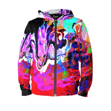 LiquiHoodie Zippered Banetio - LiquiBrand