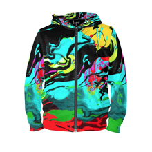 LiquiHoodie Zippered Dalour - LiquiBrand