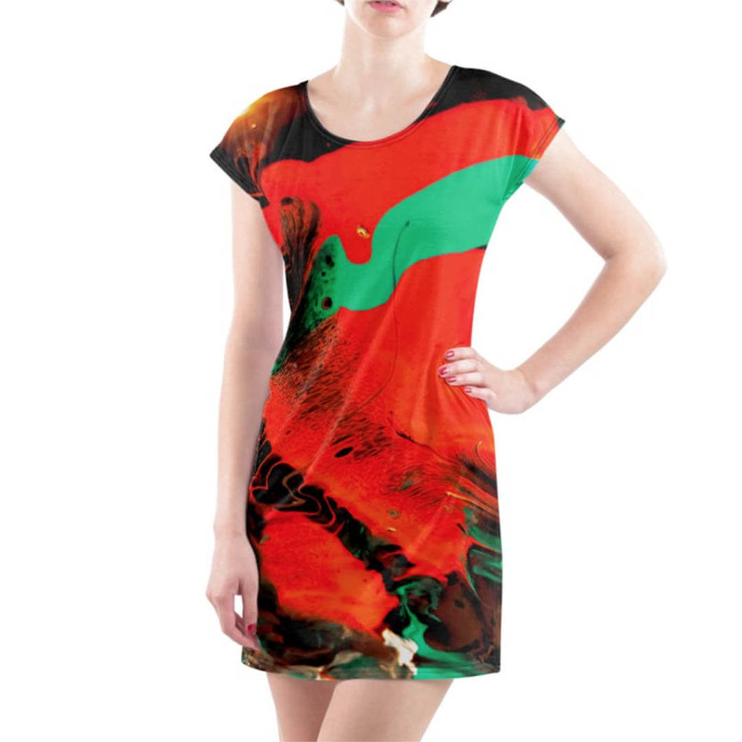 LiquiTshirt Dress Soleiv